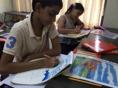 Drawing classes at Learn Art Academy