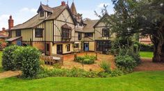 Once a Tudor counting house, this home is a feast for the eyes.