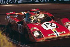 Le Mans 1971 Posey/Adamowicz 512M