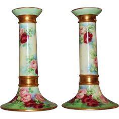 limoges candlestick holders | c4509.1L.jpg