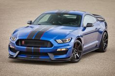 2017 Shelby GT350 Mustang Debuts New Standard Features & Fresh Colors