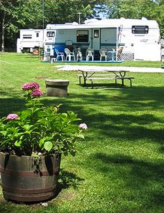 Red Gates RV ParK at Hendersonville, North Carolina, United States - Passport America Discount Camping Club
