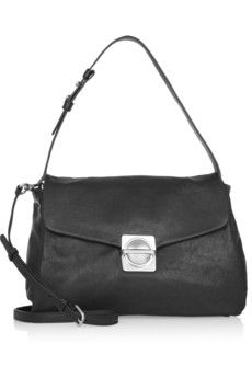 Marc by Marc Jacobs Circle in Square leather shoulder bag