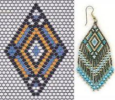 ArtBiser - Plans earrings