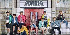 """""""STAR;DOM"""" do UP10TION  fica em #1 nas vendas semanais de álbuns do Hanteo"""