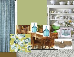 finalized mood board for dining room - WE HAVE A PLAN!!! :)
