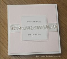 Bubbly Creations - Luxury wedding invitations