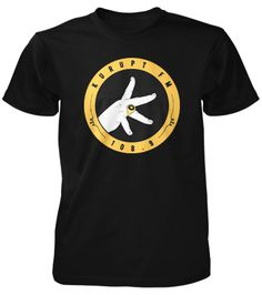 Calling all awesome t-shirt lovers! We've just done a re-order of these t-shirts for @kuruptfm.  These are all available now to order from this link:  - get yours while stocks last.   #PeopleJustDoNothing #ThrowUpYourKeys #KuruptFM