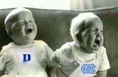 I enjoy the Duke-Carolina rivalry a lot.