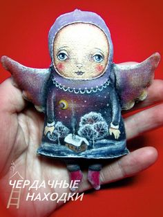 (50) Одноклассники Doll Painting, Fabric Painting, Fabric Art, Zombie Dolls, Creepy Dolls, Angel Artwork, Broken Doll, Painted Gourds, Soft Dolls
