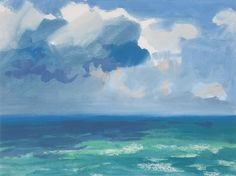 The New Craftsman is the oldest established Art Gallery and Craft shop in St Ives. Mini Paintings, Paintings I Love, John Miller, Different Kinds Of Art, Beauty In Art, Cityscape Art, Beach Art, Painting Inspiration, Watercolor Art