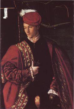 Lodovico Martinengo  Bartolomeo Veneto - 1530