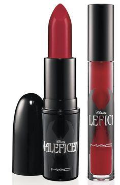 MAC Maleficent Lipstick (not gloss) in True Loves' Kiss
