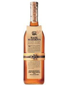 Basil Hayden 8 Year Old Kentucky Straight Bourbon Whiskey.The best of both worlds, Basic Hayden 8 Year Old Kentucky Straight Bourbon Whiskey presents with a delicate balance of spice and sweetness.| spiritedgifts.com