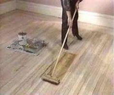 DIY: How to refinish hardwood floors