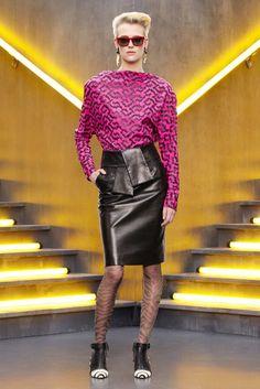 Balenciaga | Pre-Fall 2012 Collection | Vogue Runway