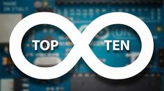 Top 10 Kickass Arduino Projects