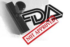 The FDA often attacks specific, natural, herbal supplements when they compete with a chemical drug needing approval through drug trials.