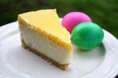 Lulu the Baker: Sweet Melissa Sundays AND Daring Bakers!! Triple lemon cheesecake