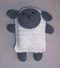 Little Lamb Pattern (Crochet)