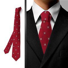 Harvard Crimson Neckties