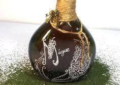 ¿Un regalo especial que hacer?, te enseño como quedar como el o la mejor en el arte de obsequiar, una botella personalizada para la persona especial de tu vi...