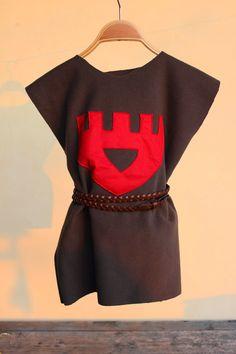 ritterkostüm, ritter kostüm selber nähen, kostenlose anleitung für ein ritter kostüm, kostüm