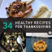 This list can help save your Thanksgiving meal. Here you can find all the recipes you could possibly need to prepare a successful dinner for any sized family.