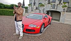 10 Of The Most Expensive Celebrity Cars - Carhoots