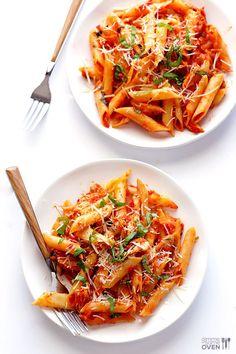 Hühnchen-Parmesan-Auflauf