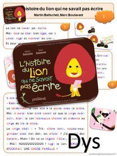 Le Loup Sentimental, Martin Baltscheit, Education, School, Cycle 2, Ash, Parents, Crowns, Esio Trot