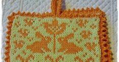 en blogg om håndarbeid, hekling, strikking og hverdagen ellers Crochet Potholders, Pot Holders, Blanket, Blog, Crochet Hot Pads, January, Hot Pads, Potholders, Blogging