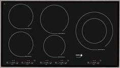 Indukční varná deska Fagor IF-900 S černá/sklo