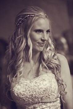Love her tiara
