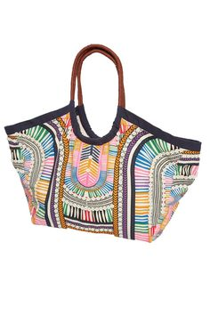 Mara Hoffman | Printed Beach Bag