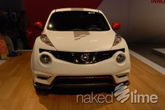 At the Chicago Auto Show, Nissan unveiled the 2013 Nissan JUKE NISMO, a more powerful, performance-driven version of the Nissan JUKE crossover.