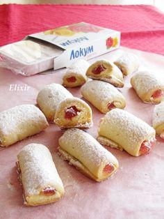 Тези страхотни пурички,наричани от Пепи студентски ,си ги харесах веднага,щом ги представи. Докато се наканя да ги зап... Mini Desserts, Easy Desserts, Bulgarian Recipes, Bulgarian Food, Cake Recipes, Dessert Recipes, Pavlova, Food Inspiration, Food To Make