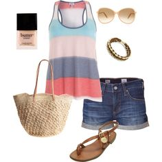 Would change the bag but love this outfit ... Perfect Sunday Funday look
