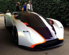 Extraterrestrial Aston Martin DP-100 Gran Turismo
