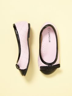 adorable girls quilted flats on gilt today!