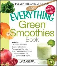I love green smoothies.