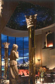 caesars palace hotel and casino - las vegas Aesthetic Rooms, Blue Aesthetic, Las Vegas, Retro Interior Design, Caesars Palace, Retro Futurism, Aesthetic Pictures, Decoration, Interior And Exterior