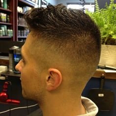 Learn how to cut a high and tight haircut in a fade style. Here are the latest trends and photos for 2016!