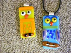 "how+to+fused+seashel+into+glass+without+glue | the look of fused glass jewelry but not the ""bling"" of dichroic glass ..."