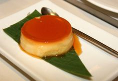 leche flan filipino style | leche flan in its cutest form hehehe if you dont know what leche flan ... Filipino, Panna Cotta, Death, Pudding, Ethnic Recipes, Desserts, Food, Style, Leche Flan