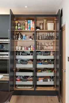 ✔ 42 creative storage and organization ideas for kitchens 16 ~ Ideas for House Renovations