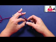 How to knit - i-cord join - YouTube