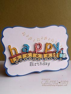 Cute birthday card!