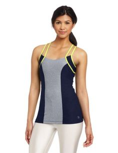 $60.00 cool MPG Sport Women's Rhea Multi-Strap Tank Top
