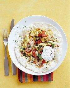 Breakfast 4 Dinner: Huevos Rancheros